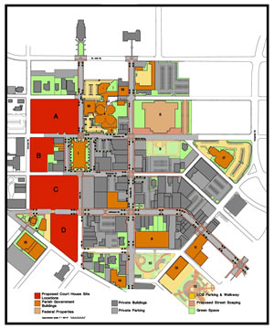 Planning - New Courthouse Site Analysis pdf