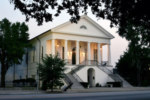 Williamsburg County, SC, Historic Courthouse Renovation